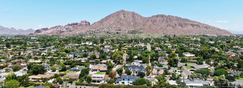 Camelback Mountain Phoenix Arizona