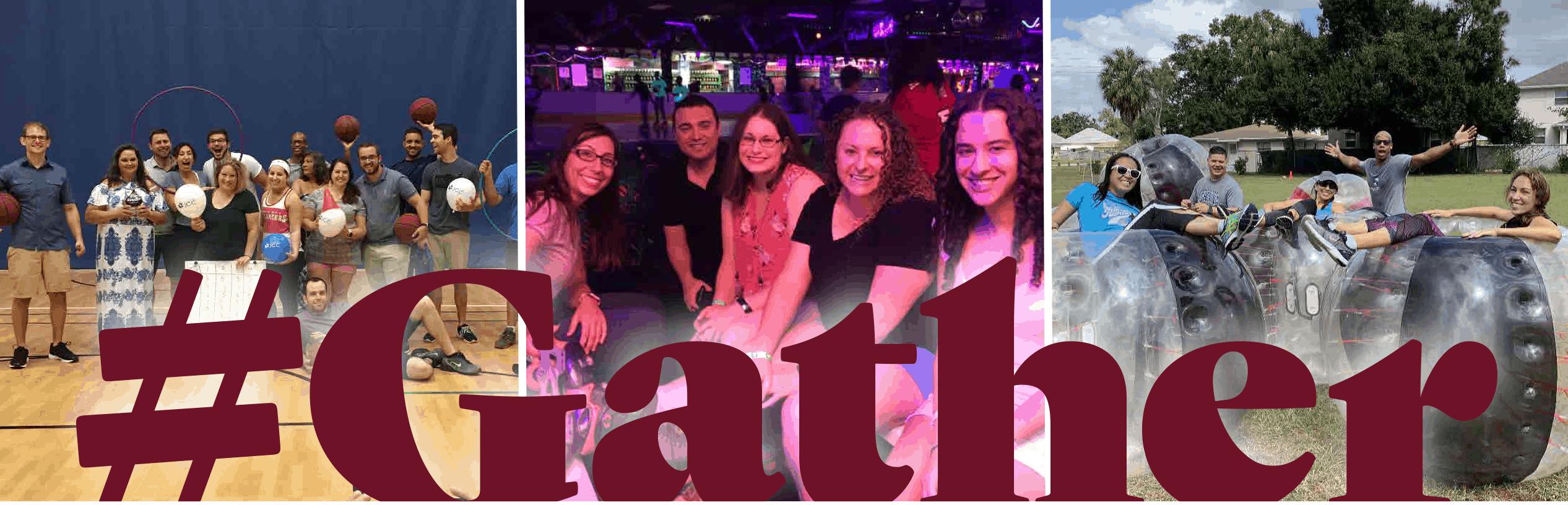 Gather Virtual Fun and Games, Jewish Tampa