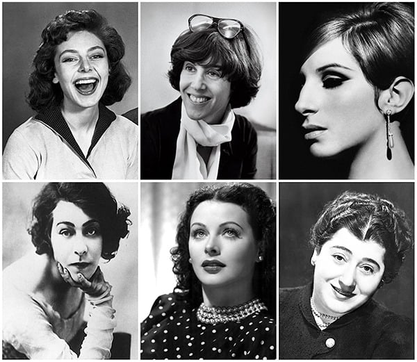 Jewish Women in Hollywood