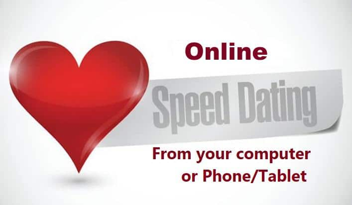 Jewish Online Speed Dating NYC Tristate area- Ages 30s & 40s