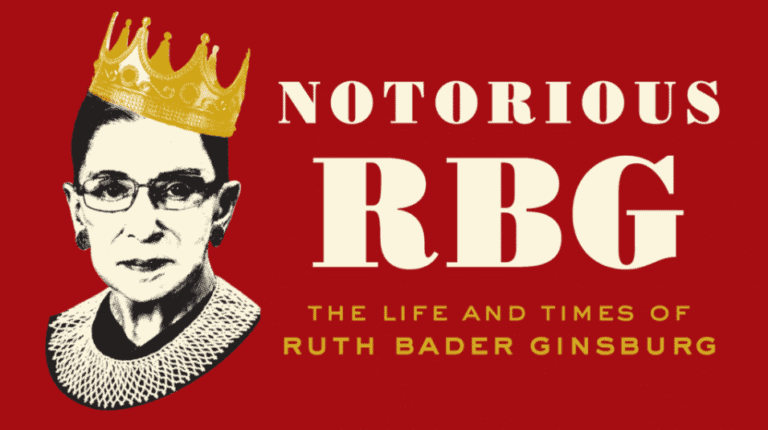 Notorious RBG: The Life and Times of Ruth Bader Ginsburg – Livestream Tour