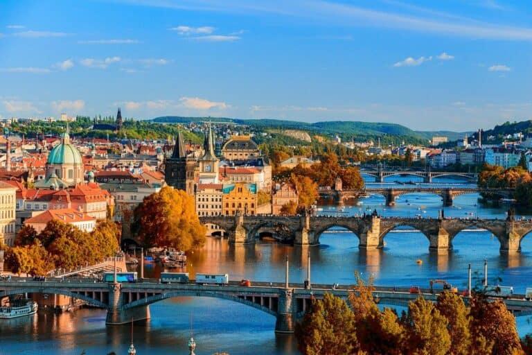 Live! Virtual Tour of Prague's Jewish Quarter + Mixer