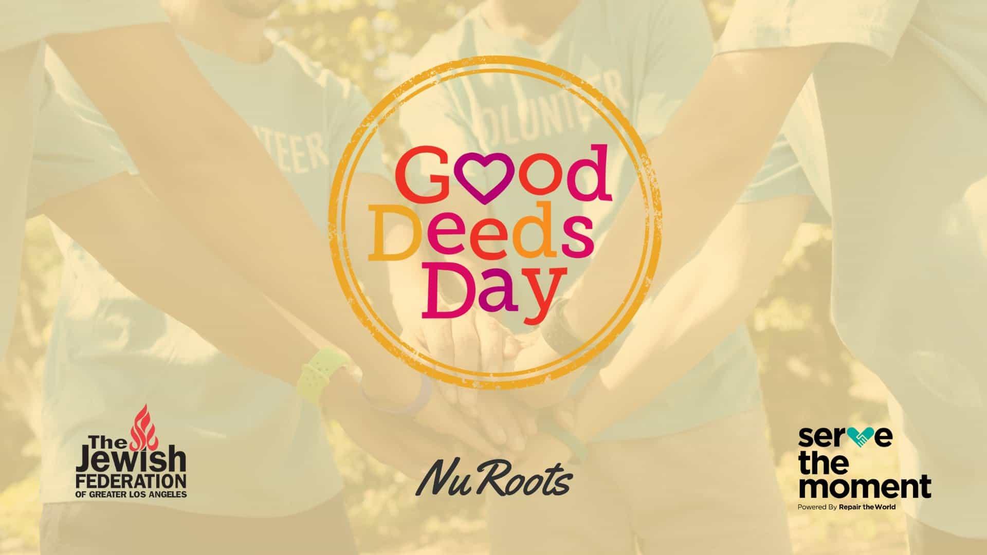 Good Deeds Day 2021