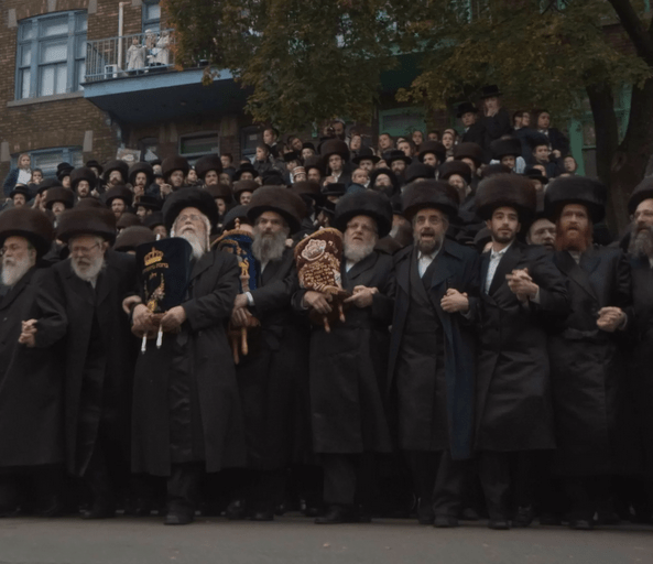 "7th Annual Lindy CineMondays presents ""Outremont and the Hasidim """