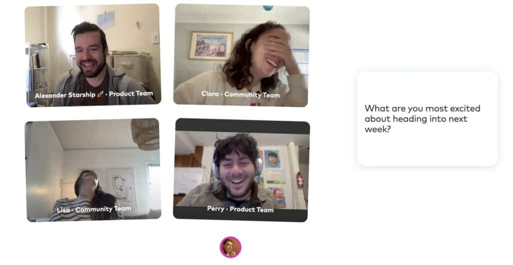 Icebreaker Video Group Chat
