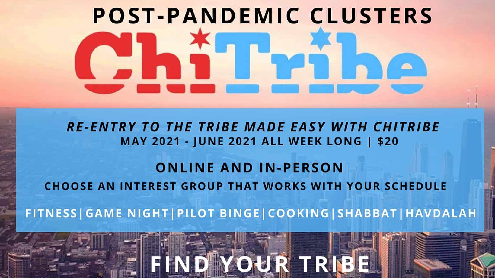 Post-Pandemic ChiTribe Clusters
