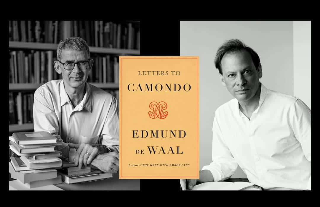 Virtual Author Talk: The Saul and Gladys Gwirtzman Lecture