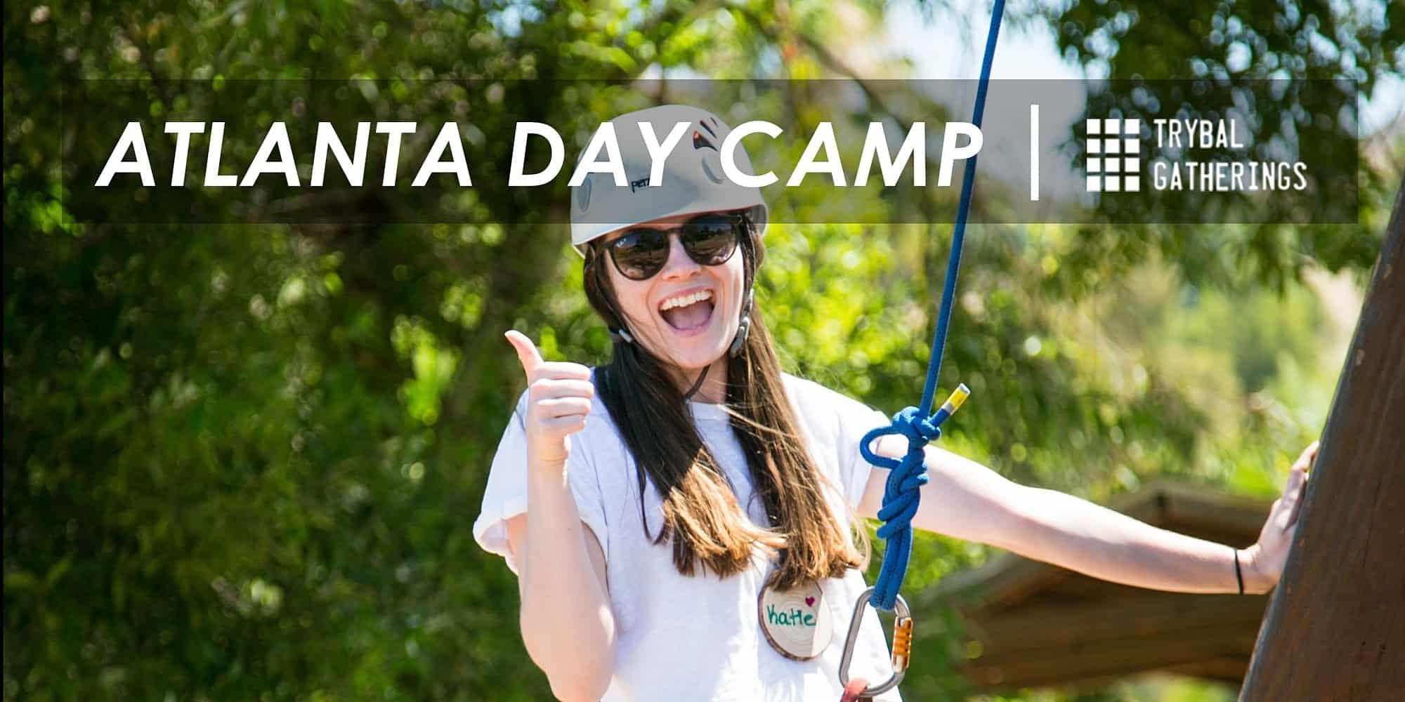 Trybal Gatherings | Atlanta Day Camp 2021