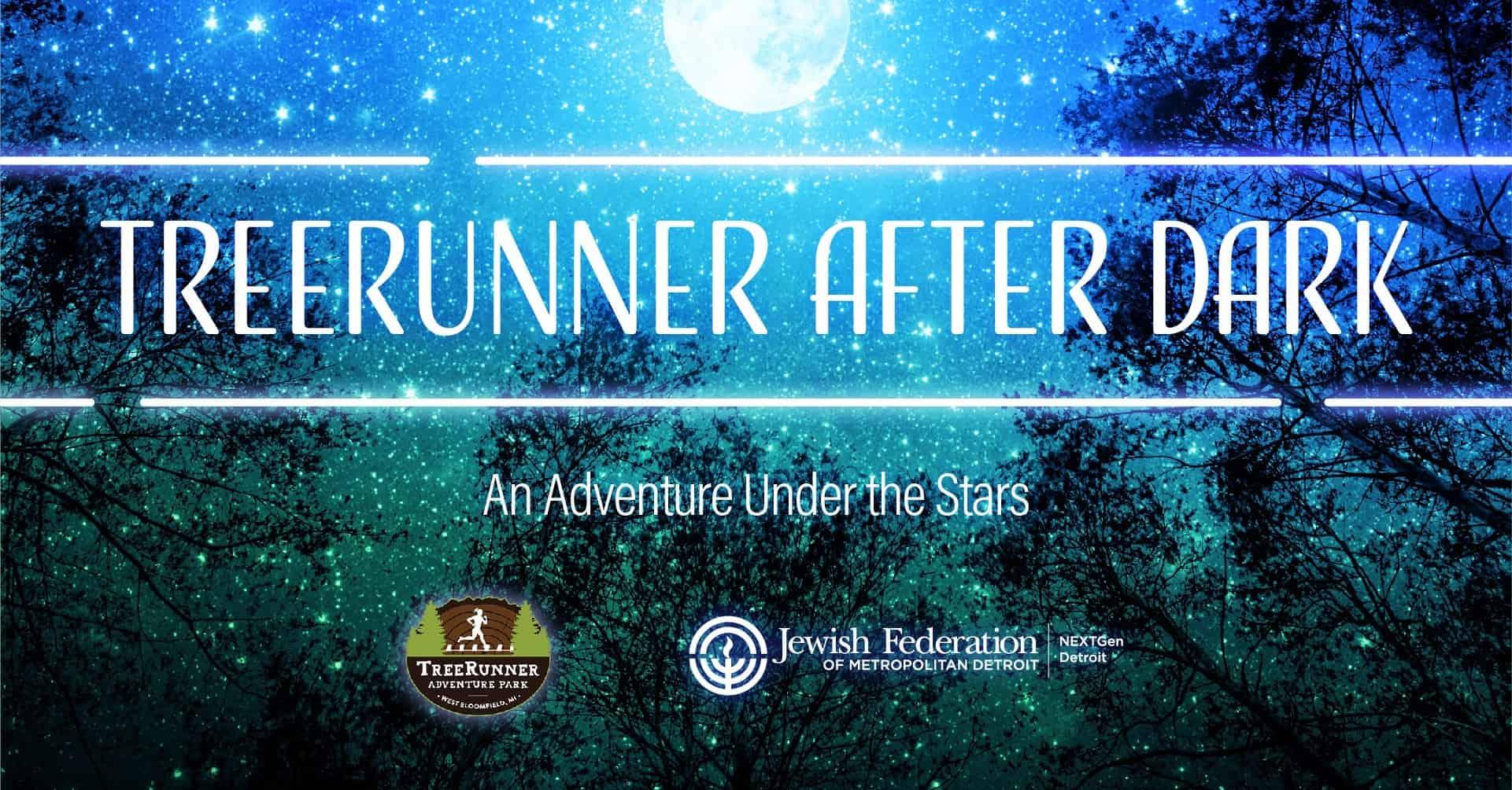 TreeRunner After Dark: An Adventure Under the Stars