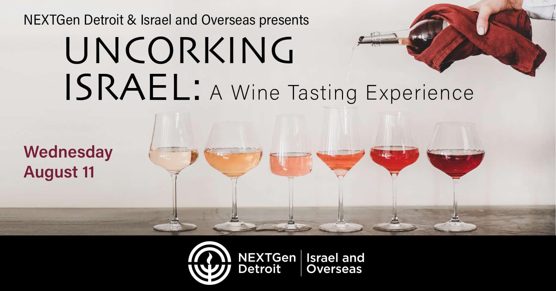 Uncorking Israel: A Wine Tasting Experience