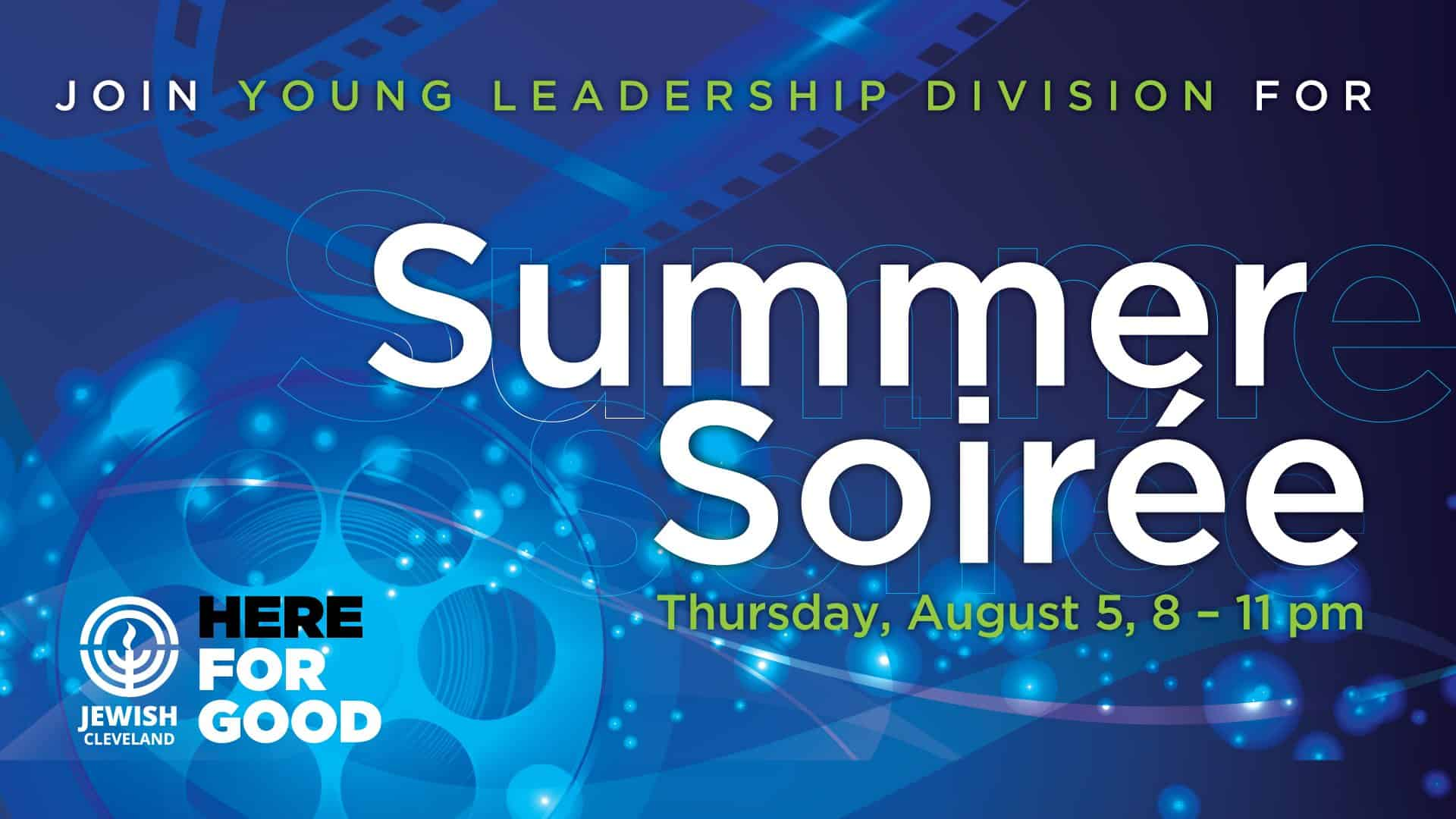 Summer Soirée goes to the drive-in!