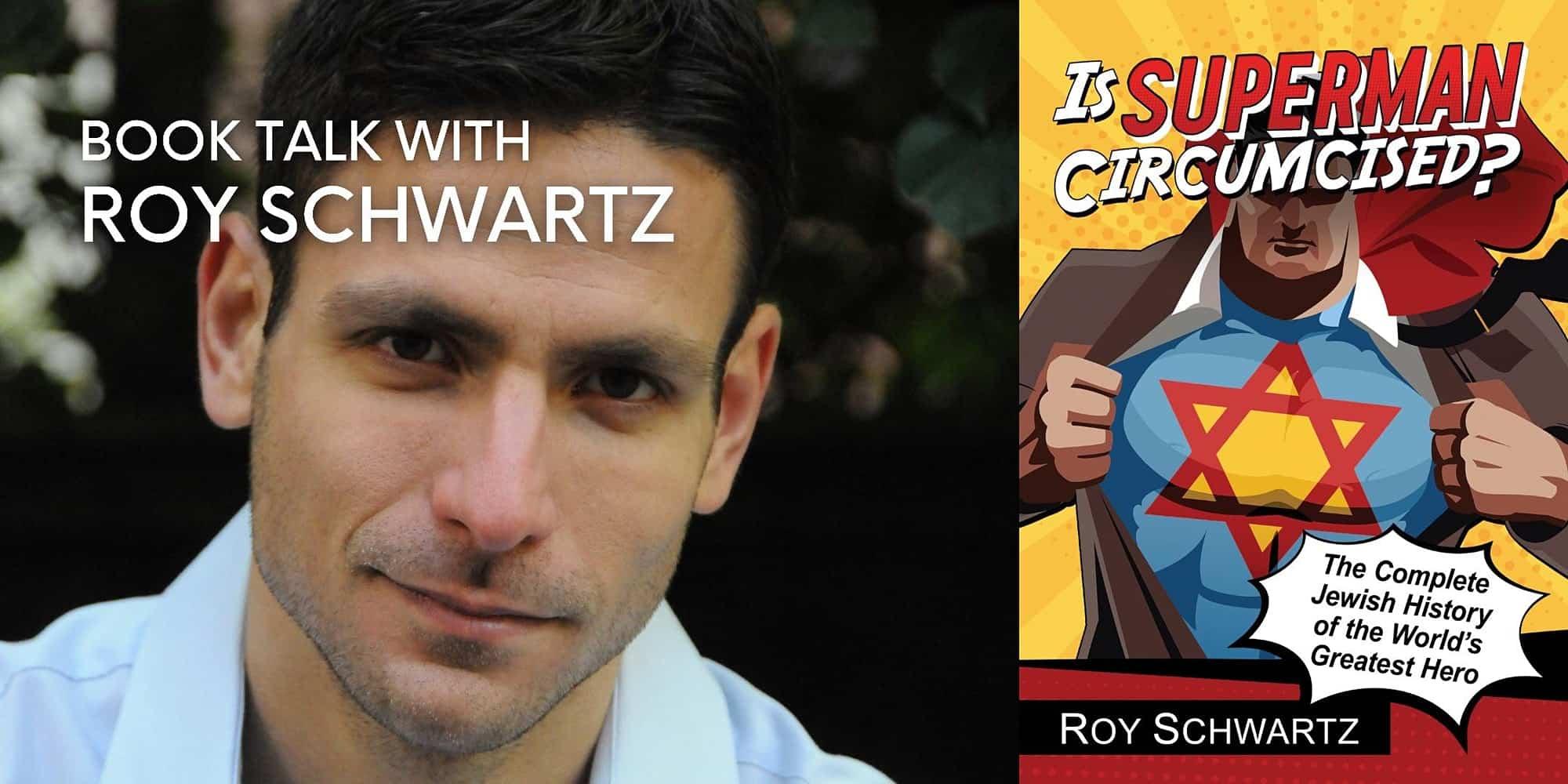 Book Talk: Is Superman Circumcised?