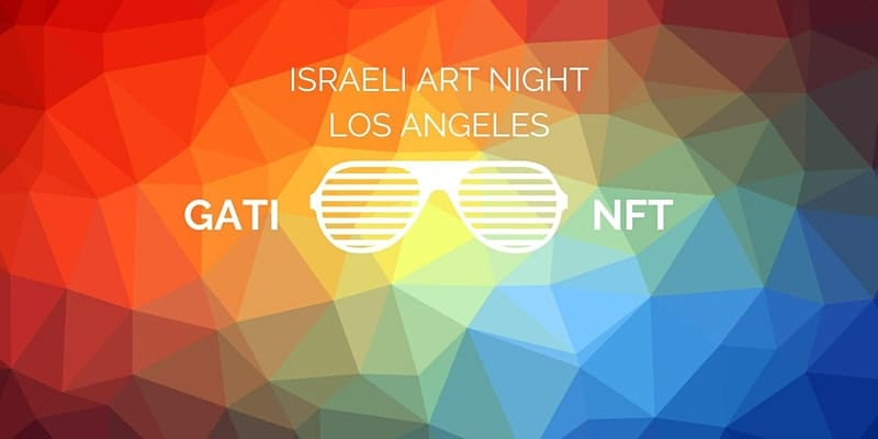 Art Night to Honor Israel!