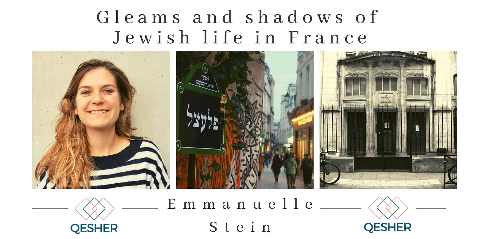 Gleams and shadows of Jewish life in France