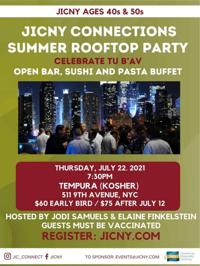 JICMU Rooftop event