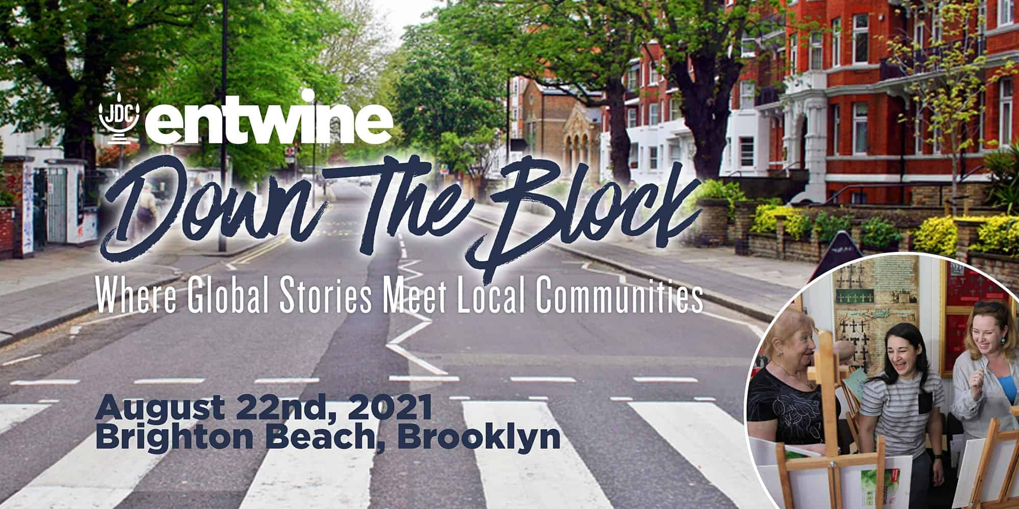 Entwine Down the Block | NYC