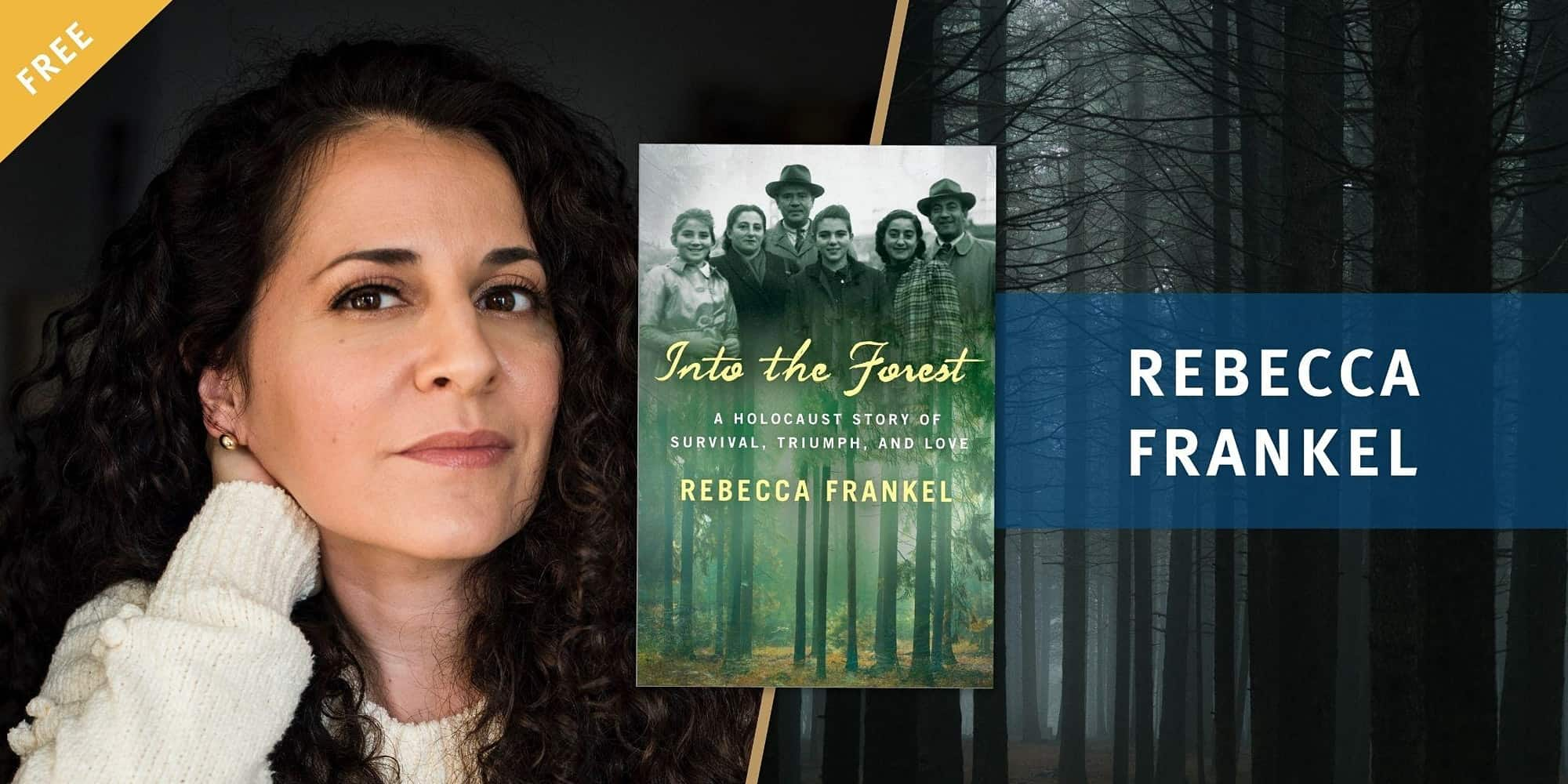 Book Talk: Rebecca Frankel's Into the Forest