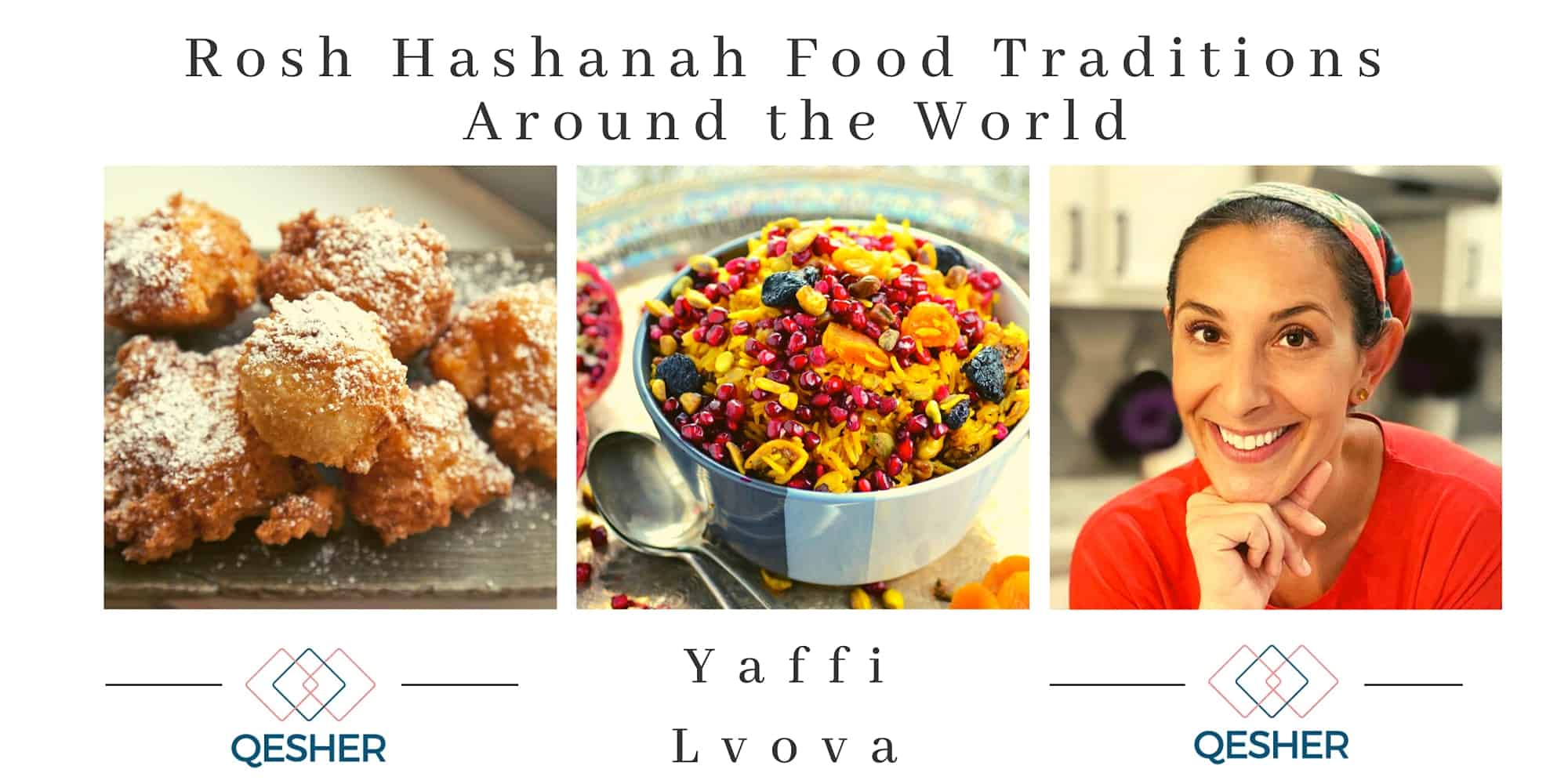 Rosh Hashanah Food Traditions Around the World