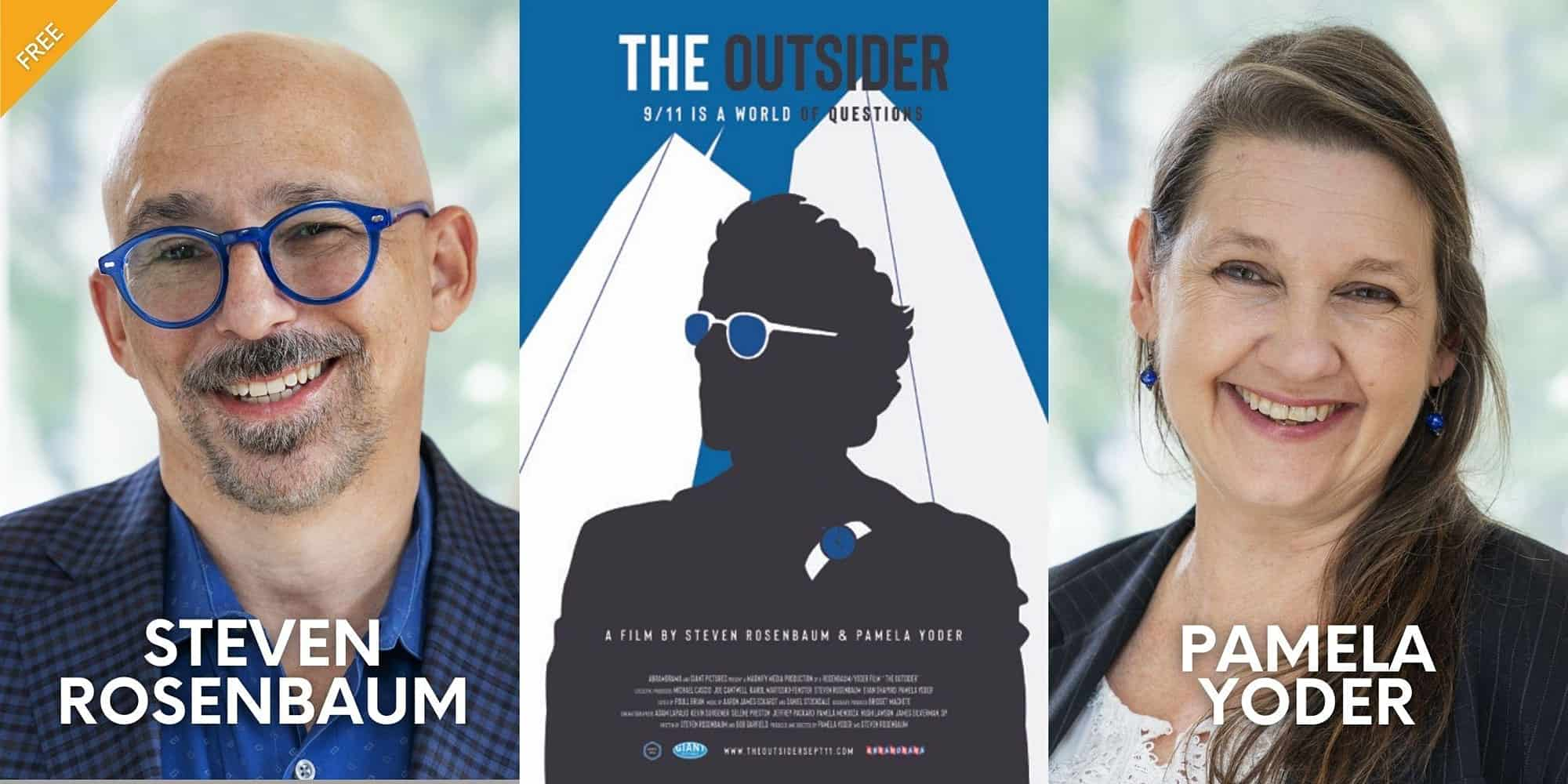 Film Talk: The Outsider, 9/11 Is a World of Questions