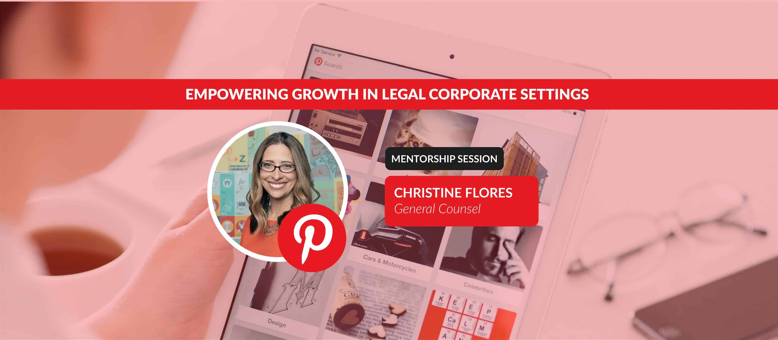 Empowering Growth in Legal Corporate Settings with Pinterest