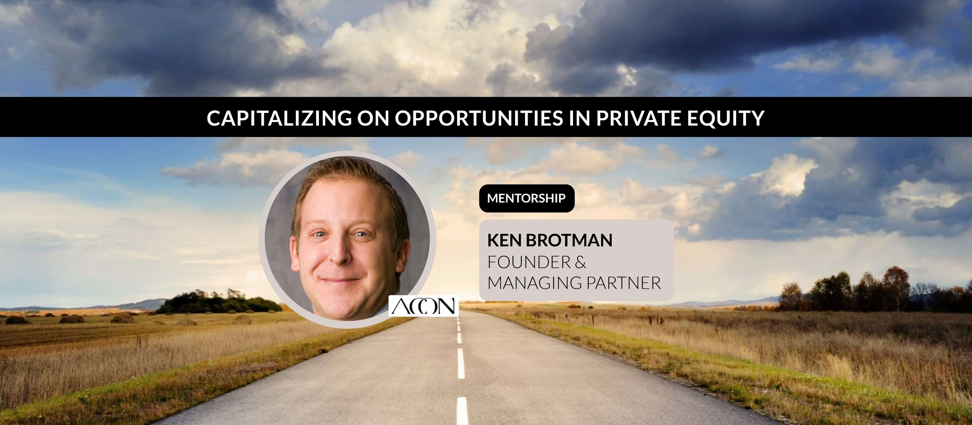 Capitalizing on Opportunities in Private Equity with ACON Investments