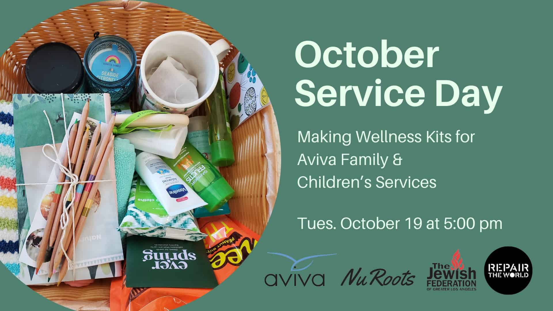 October Service Day