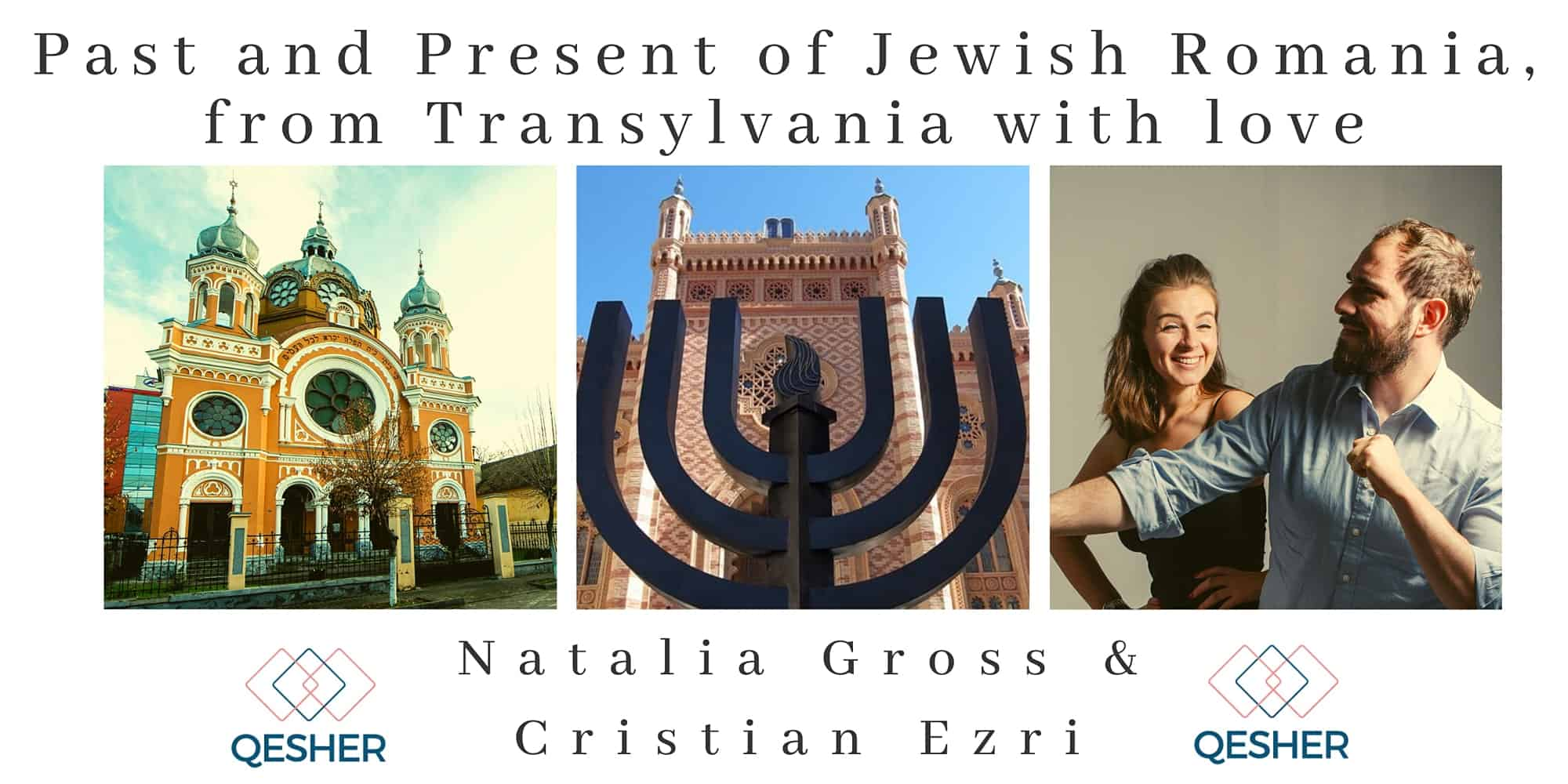 Past and Present of Jewish Romania, from Transylvania with love