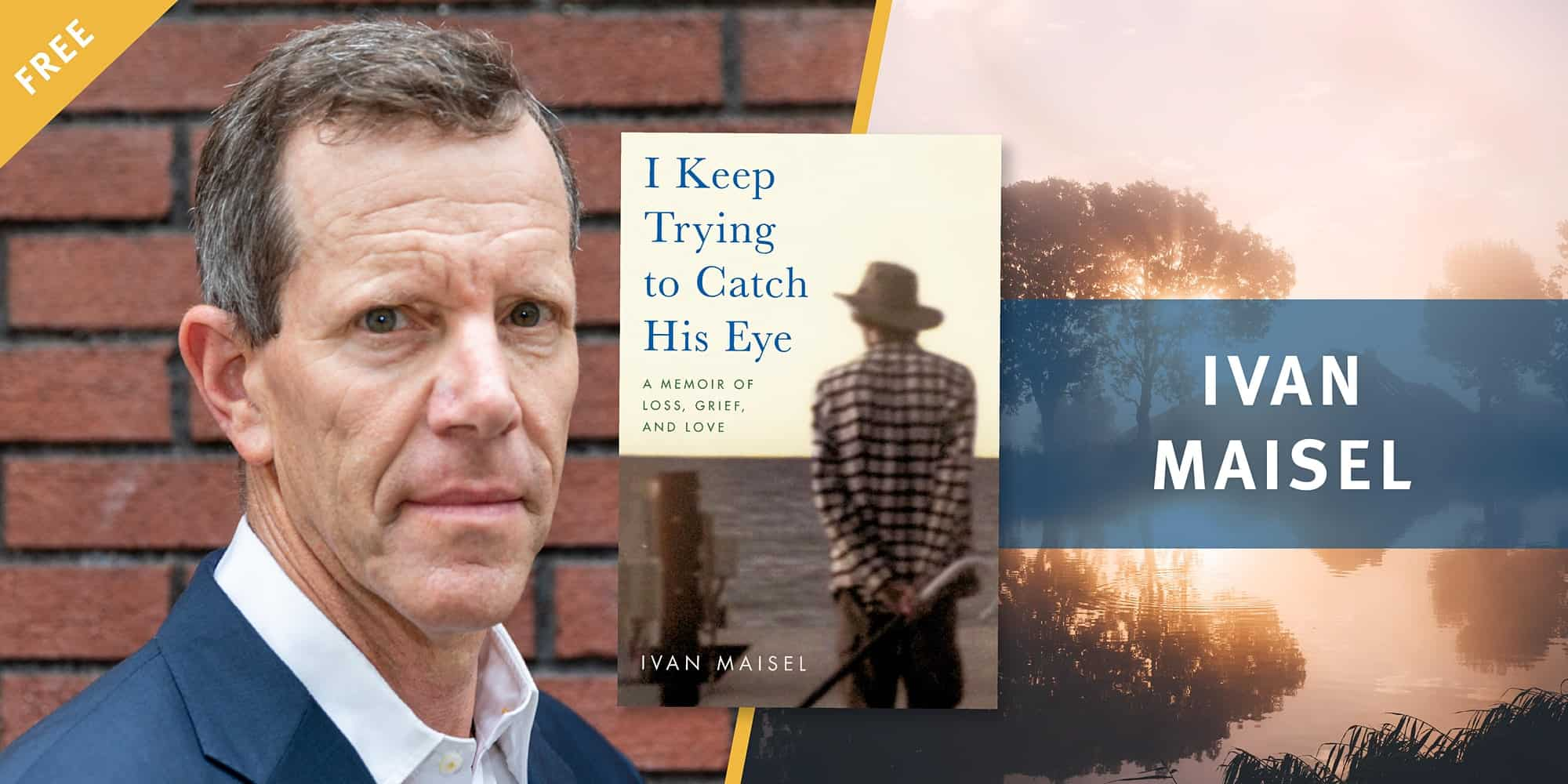 Book Talk: I Keep Trying to Catch His Eye