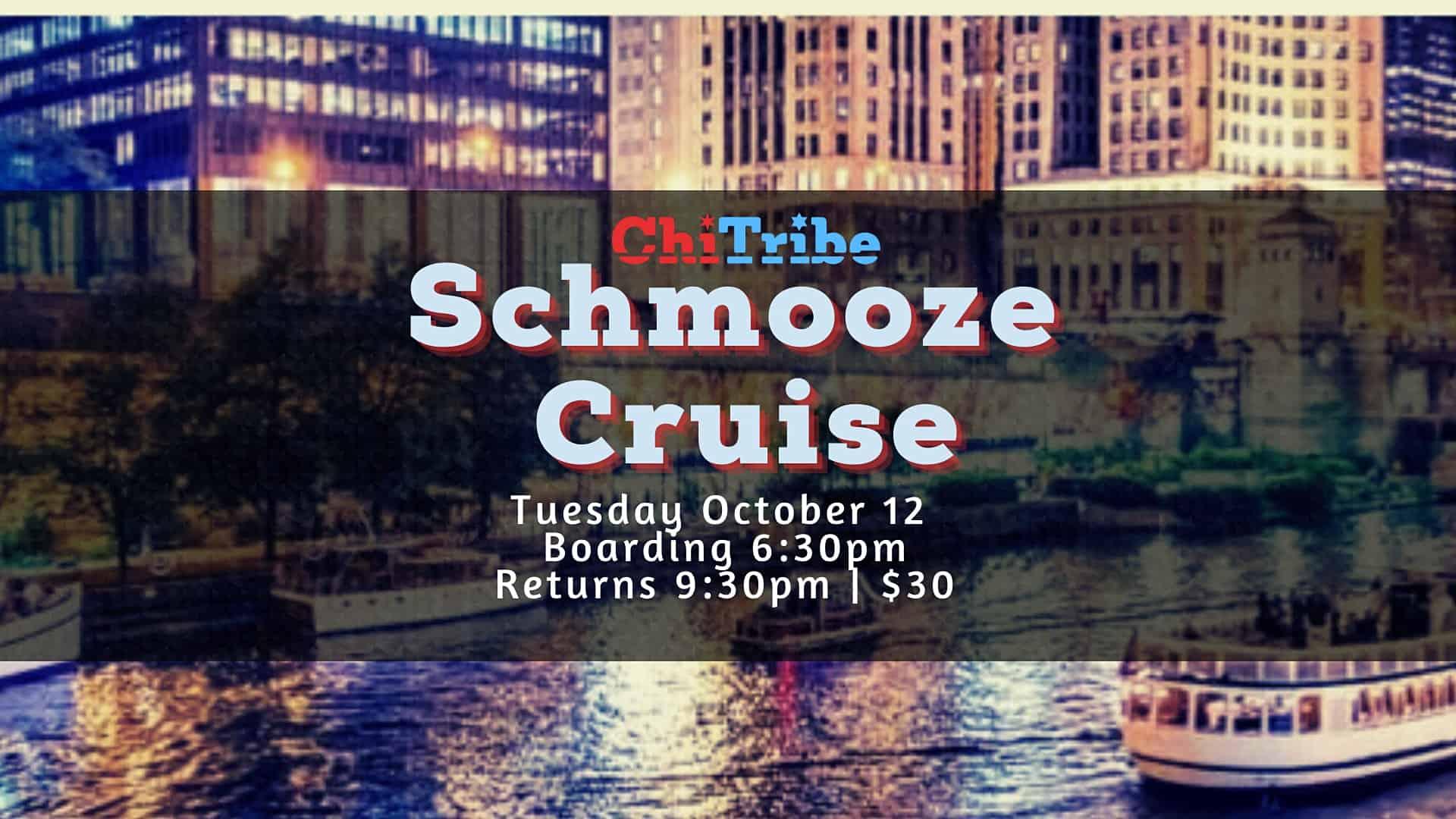Schmooze Cruise
