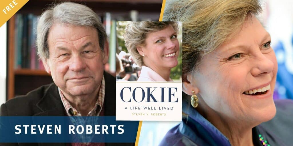 Book Talk: Cokie, A Life Well Lived