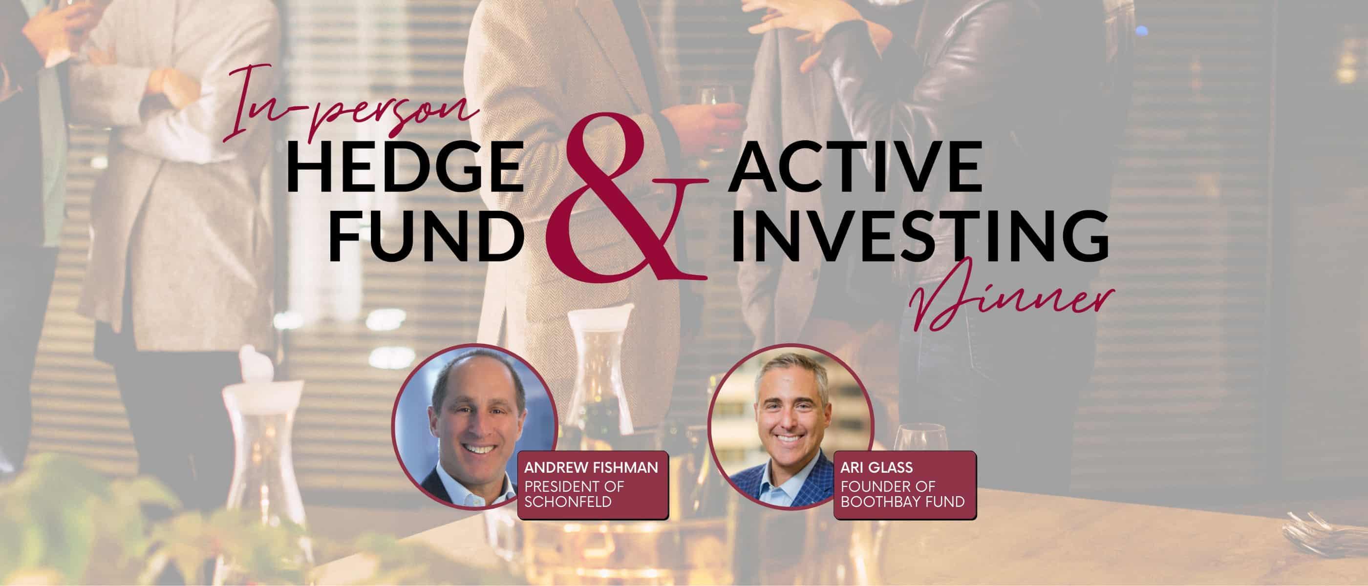 Hedge Fund Dinner