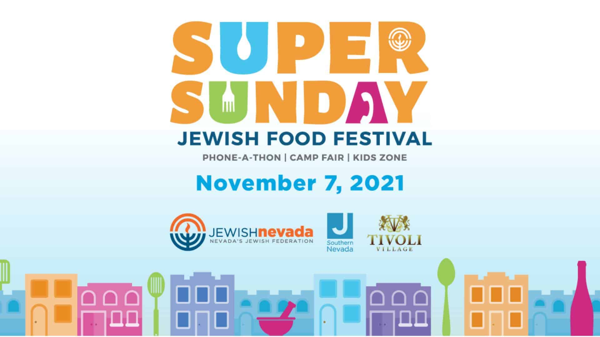 Super Sunday Jewish Food Festival