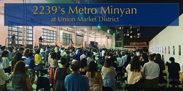 October Metro Minyan