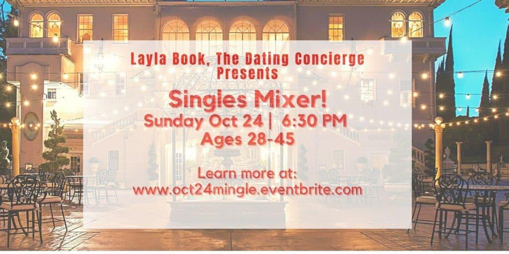 Los Angeles Jewish Singles Mixer